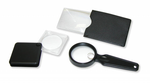 Carson Magnifiers Pack