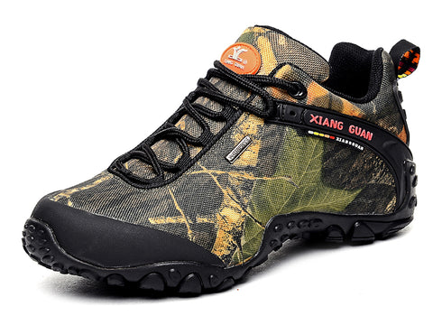 XG Camo Hiking Shoes #81289