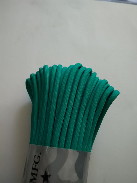 TEAL 100FT Parachute Cord New Parachute Cord Teal Green S11