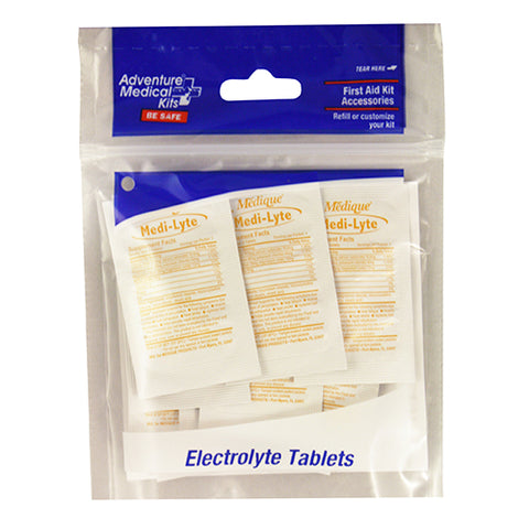 Adventure Medical Electorlyte Tablets