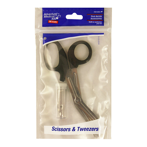 Adventure Medical Bandage Scissors & Tweezers