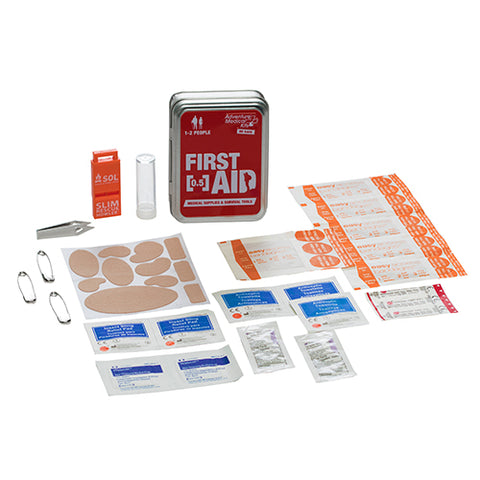 Adventure Medical First Aid Tin 0.5