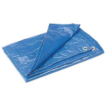 Blue Tarp (Tarpaulin)(Various Sizes) - Nalno.com Outdoor Equipment