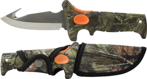 Bubba 4 Inch Gut Hook Camo