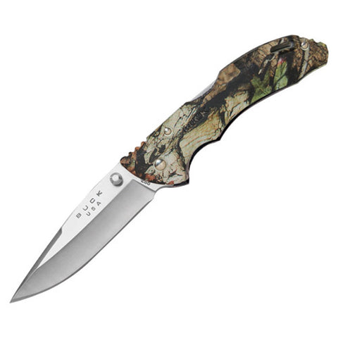 Buck Bantam Mossy Oak Break Up Infinity - Nalno.com Outdoor Equipment