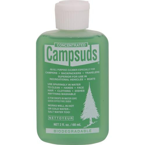 SDP Biodegradable Campsuds Multi-Purpose Cleaner - Nalno.com Outdoor Equipment - 2
