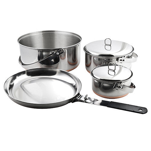 Chinook Ridgeline Camp Cookset - Nalno.com Outdoor Equipment