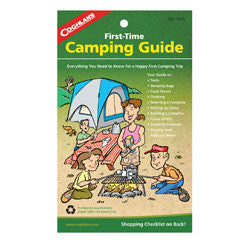 Coghlans First Time Camping Guide - Nalno.com Outdoor Equipment