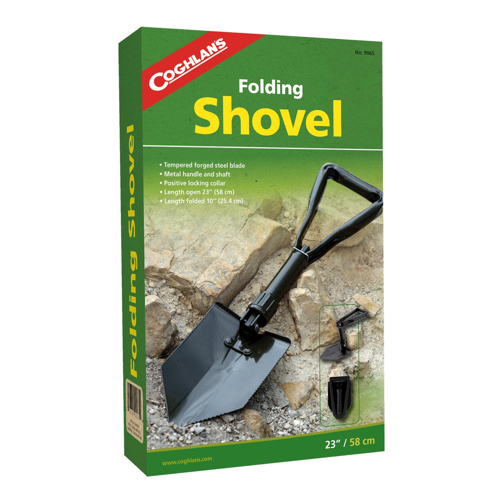 Coghlans Folding Shovel - Nalno.com Outdoor Equipment