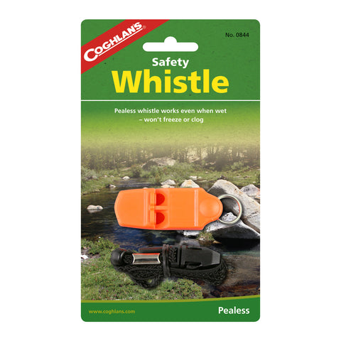 Coghlans Safety Whistle - Nalno.com Outdoor Equipment