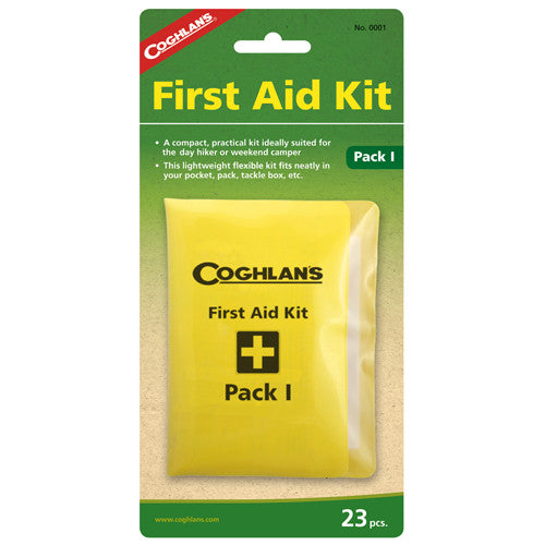 Coghlans Pack I First Aid Kit - Nalno.com Outdoor Equipment