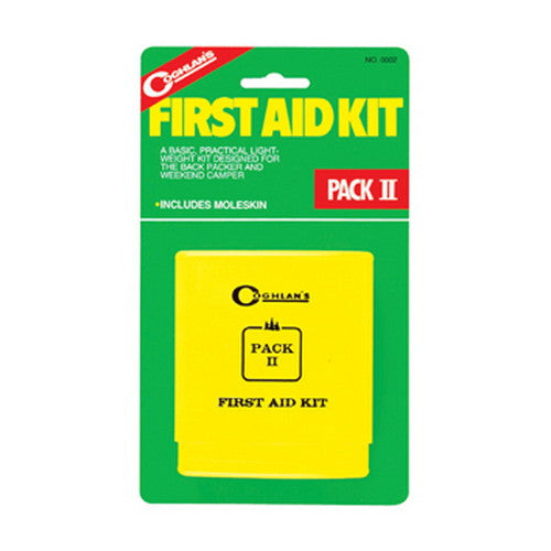 Coghlans Pack II First Aid Kit - Nalno.com Outdoor Equipment