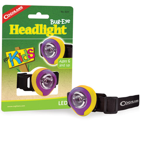 Coghlans Bug-Eye Headlight for Kids - Nalno.com Outdoor Equipment