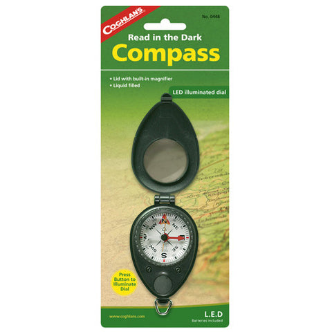 Coghlans Compass with LED - Nalno.com Outdoor Equipment