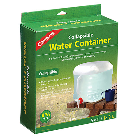 Coghlan's Collapsible Water Container 18.9l