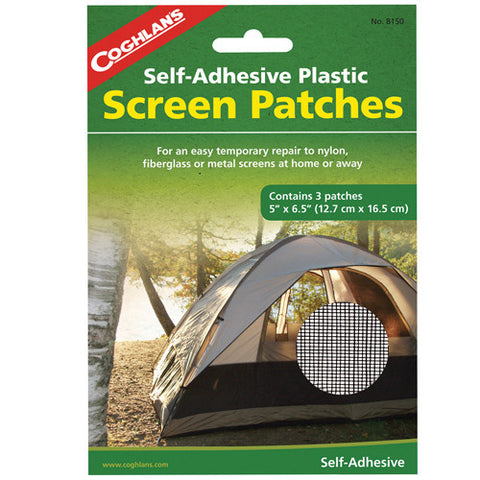 Coghlans Screen Patches - Nalno.com Outdoor Equipment