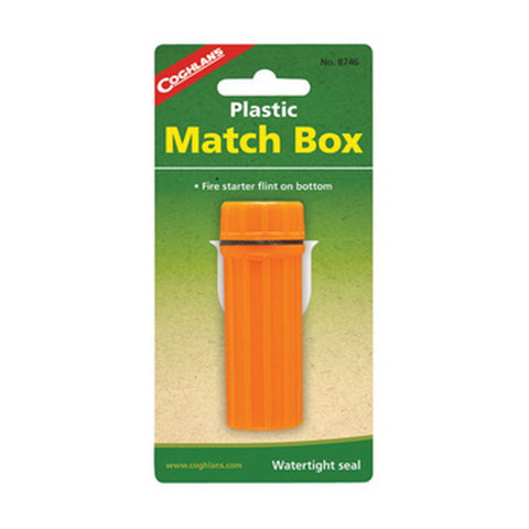 Coghlans Plastic Match Box - Nalno.com Outdoor Equipment