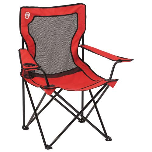 Coleman Chair Broadband Mesh Quad - Nalno.com Outdoor Equipment