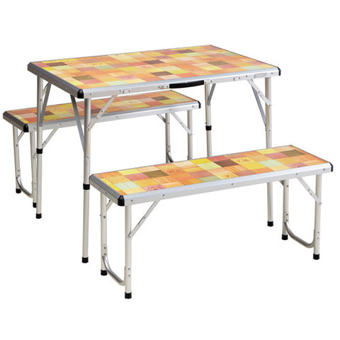 Coleman Packaway Picnic Table Set - Nalno.com Outdoor Equipment