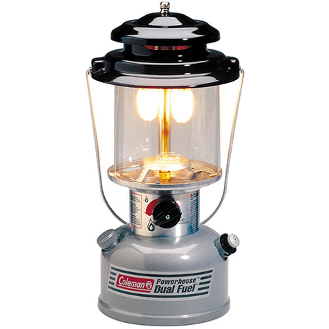 Coleman Powerhouse Duel Fuel 2-Mantle Lantern