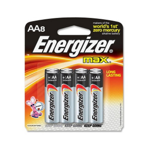 Energizer Max AA Batteries 4 pack - Nalno.com Outdoor Equipment