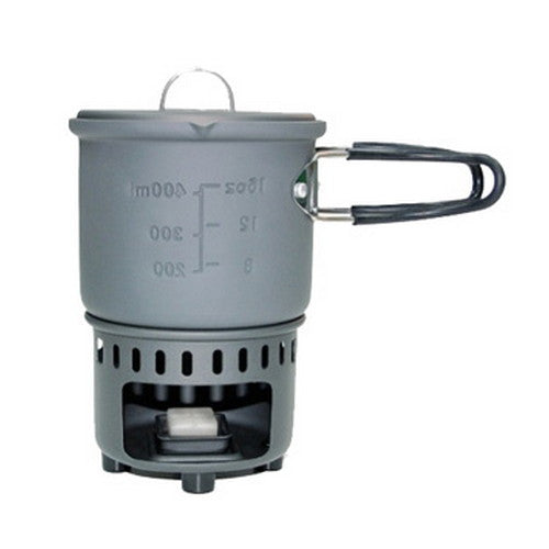 Esbit Solid Fuel Stove and Cookset - Nalno.com Outdoor Equipment