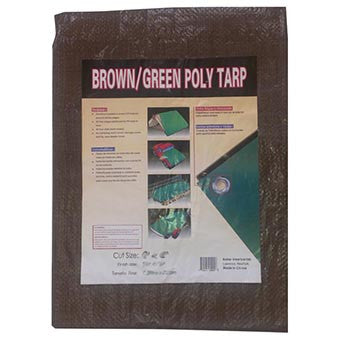 Brown and Green Tarp - Nalno.com Outdoor Equipment