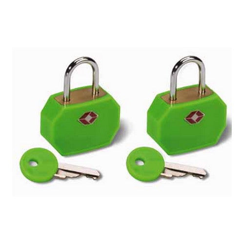 Lewis N. Clark Travel Sentry Mini Padlock - Nalno.com Outdoor Equipment - 1