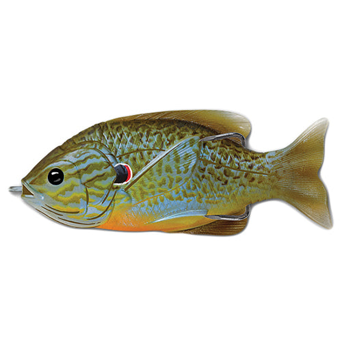 "Live Target Sunfish 4"" Surface Lure"