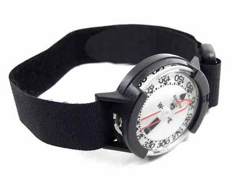 Suunto M-9 Sighting Compass on Wrist - Nalno.com Outdoor Equipment