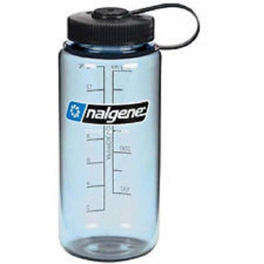 Nalgene 500ml Wide Mouth Tuxedo Blue