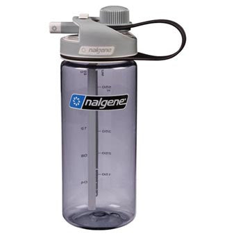 Nalgene MultiDrink Gray - Nalno.com Outdoor Equipment