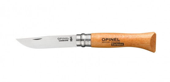 Opinel No. 6 Carbon Steel Knife
