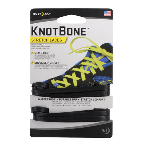 Nite Ize KnotBone Stretch Laces - Nalno.com Outdoor Equipment