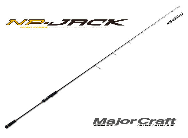 Major Craft NP-Jack - Nalno.com Outdoor Equipment