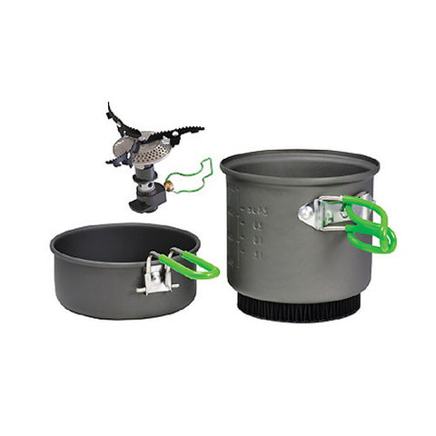Optimus Crux w Weekend Cook Set - Nalno.com Outdoor Equipment