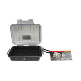 Pelican Micro Case 1020 Black - Nalno.com Outdoor Equipment
