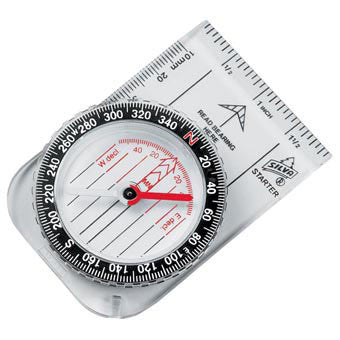 Silva Starter 1-2-3 Compass - Nalno.com Outdoor Equipment