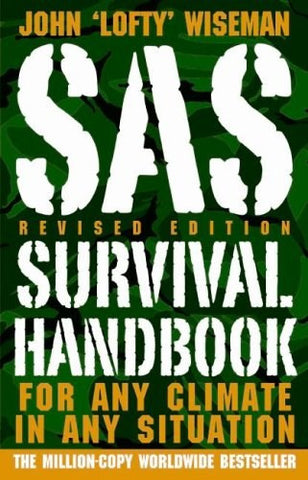 SAS Survival Handbook - Nalno.com Outdoor Equipment