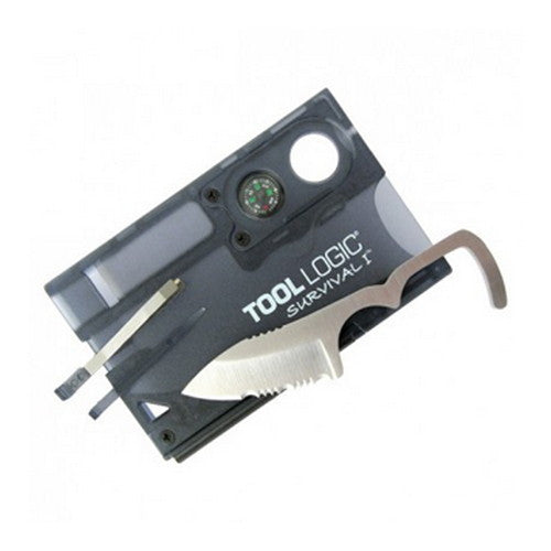 Tool Logic Survival Card 1 - Nalno.com Outdoor Equipment
