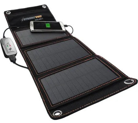 StrongVolt 5-Watt Solar Charger