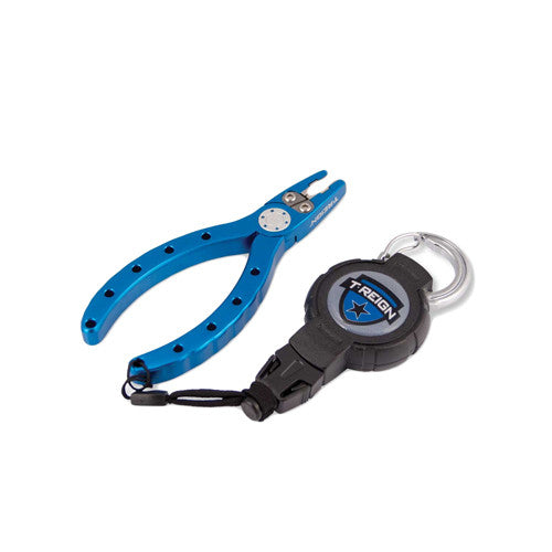 T-Reign RGT Fishing Pliers w Carabiner