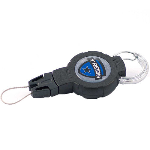 T-Reign Medium Retractable Gear Tether Carabiner