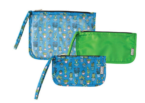 ChicoBag Travel Zip (Set of 3 Different Sized Zipper Bags)