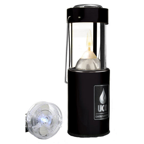 UCO Candle Lantern Original w/LED - Nalno.com Outdoor Equipment