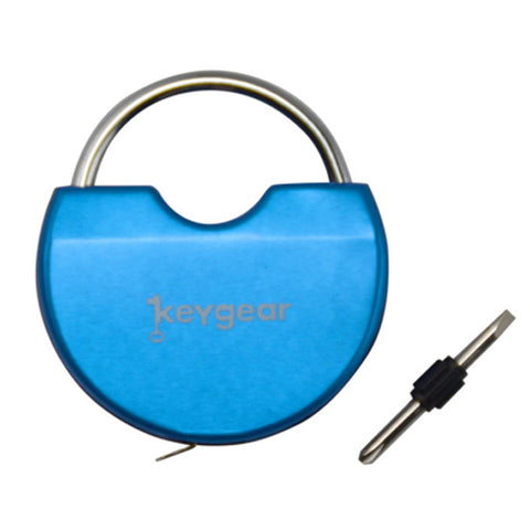 Key Gear Measuring Tape And Tool