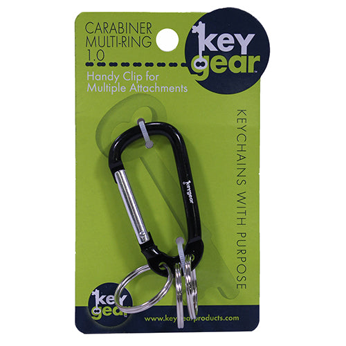 Key Gear Carabiner Multi-Ring 1.0