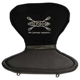 Yakpads Paddle Seat w High BackRest - Nalno.com Outdoor Equipment