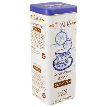 Tealia Govenor Grey Tea, Loose Tea 100g
