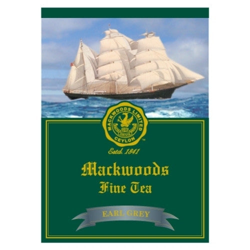 Mackwoods Earl Grey Tea, 25 Count Tea Bags